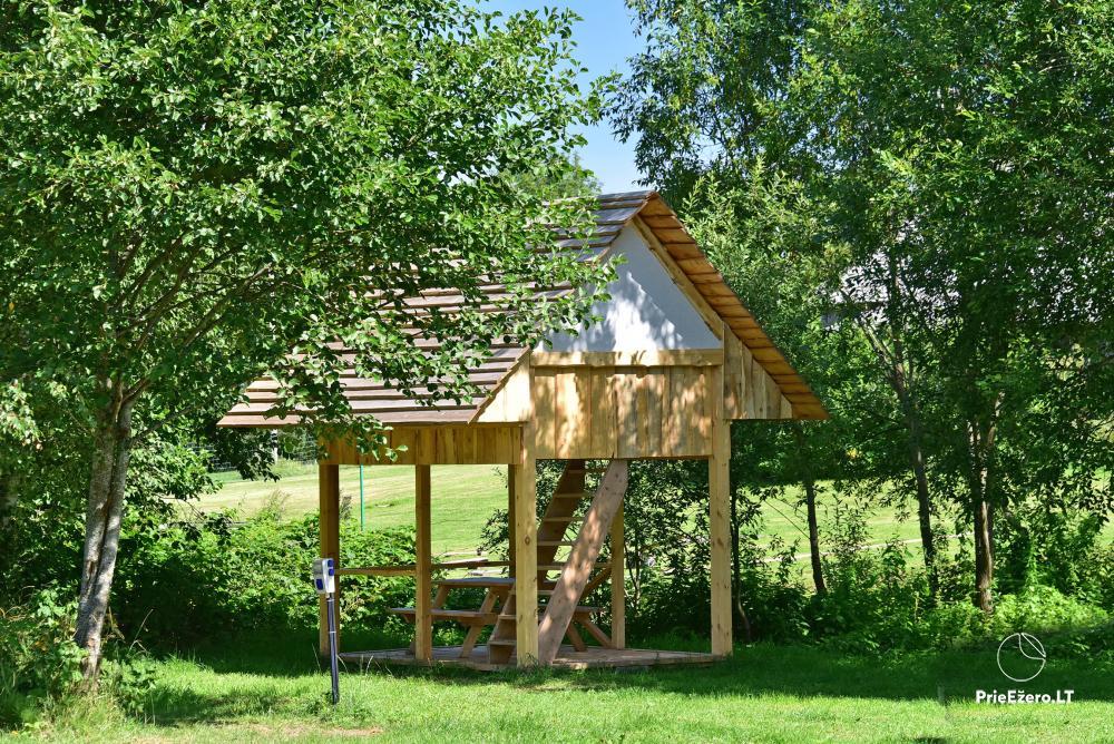 Camping Prie Vencavu maluno - 25