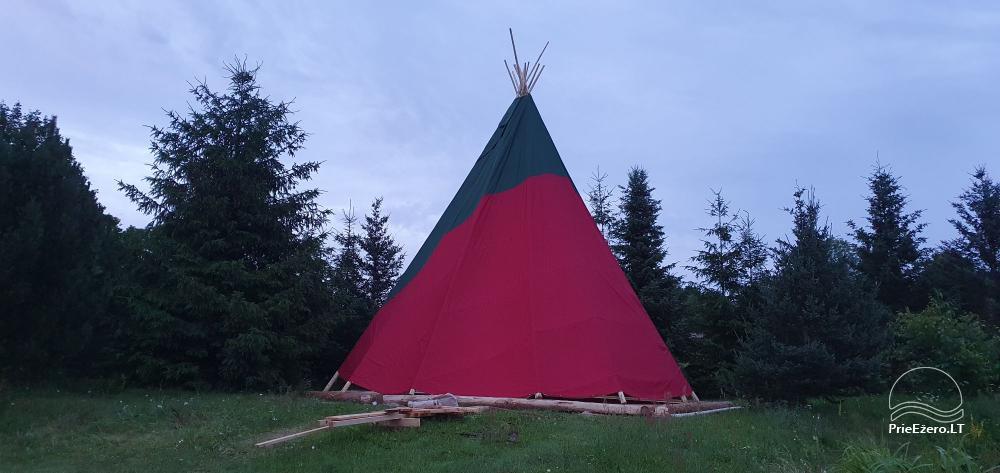 Camping Prie Vencavu maluno - 41
