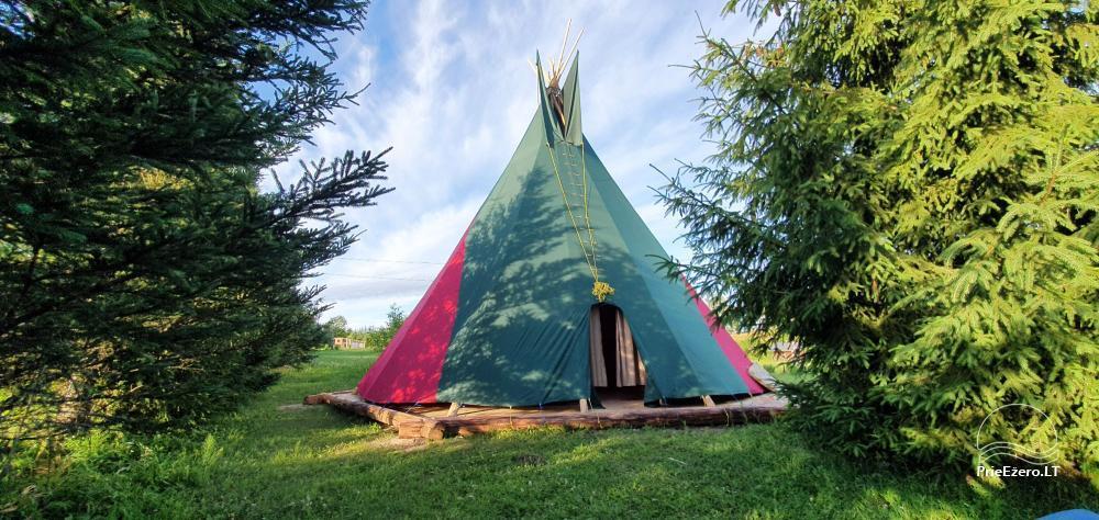 Camping Prie Vencavu maluno - 45