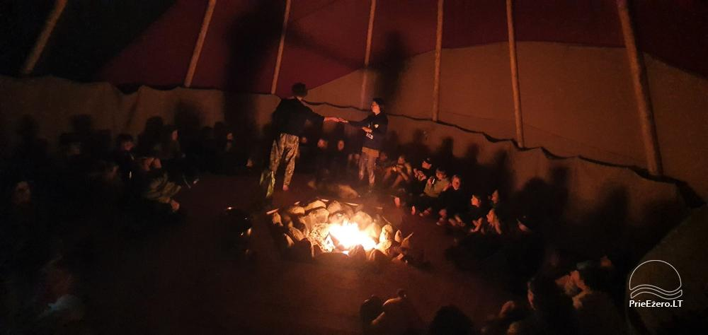 Camping Prie Vencavu maluno - 47
