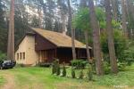 Summer house in Birstonas surrounded by forest