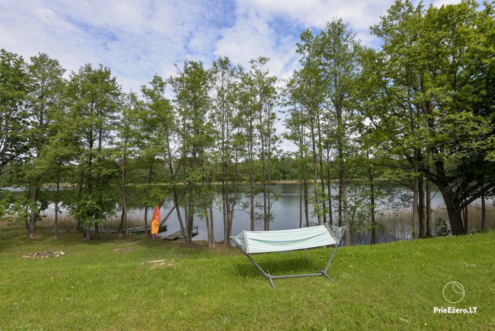 Private estate Lazdijai district. at Gailiekas lake Sandų sodyba - 16