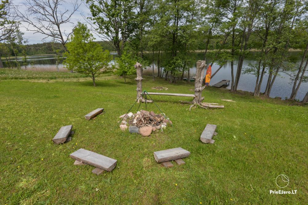 Private estate Lazdijai district. at Gailiekas lake Sandų sodyba - 15