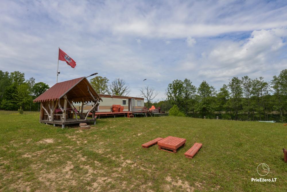 Private estate Lazdijai district. at Gailiekas lake Sandų sodyba - 14