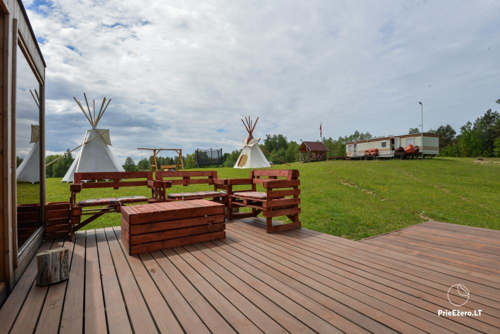 Private estate Lazdijai district. at Gailiekas lake Sandų sodyba - 12