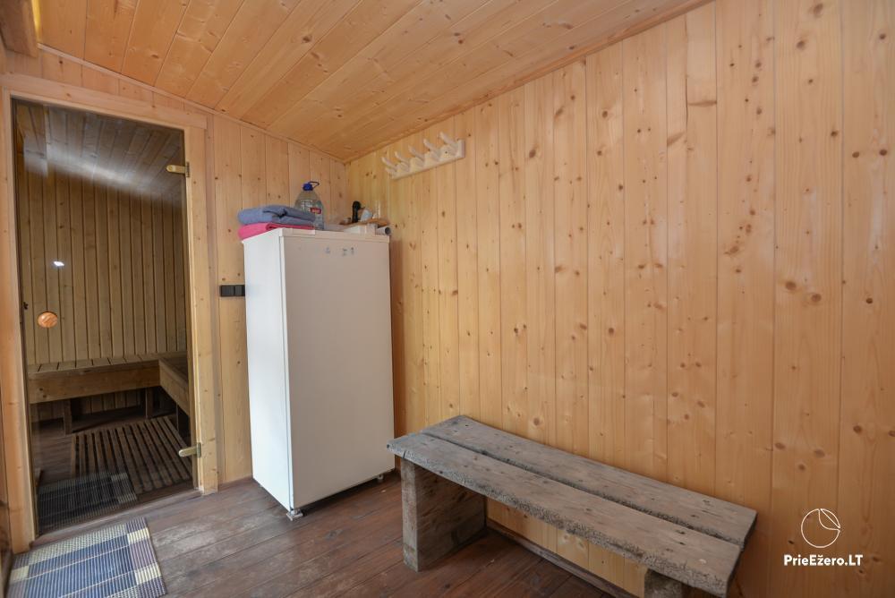 Private estate Lazdijai district. at Gailiekas lake Sandų sodyba - 6