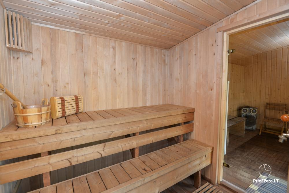 Private estate Lazdijai district. at Gailiekas lake Sandų sodyba - 7