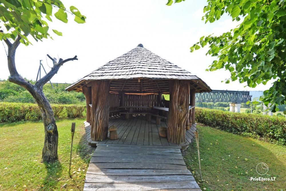 Countryside homestead By the bridge  in Raseiniu region near the river Dubysa - 22