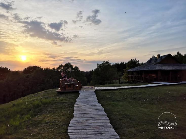 Загородная усадьба У моста в районе Расейню у реки Дубиса. - 5