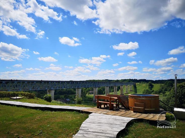 Загородная усадьба У моста в районе Расейню у реки Дубиса. - 1