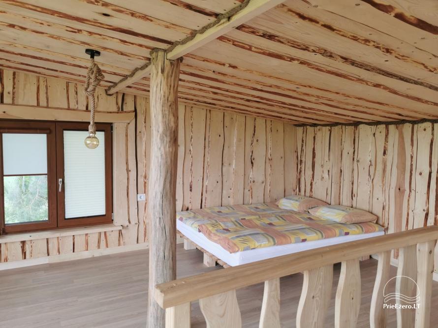 Countryside homestead Šarvilis in Panevezys region - 16