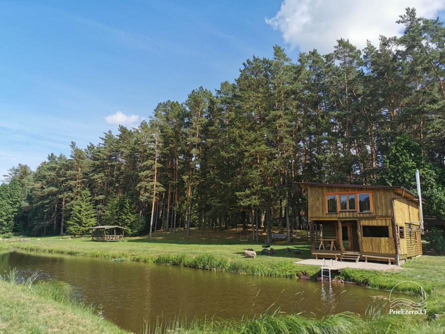 Countryside homestead Šarvilis in Panevezys region - 8