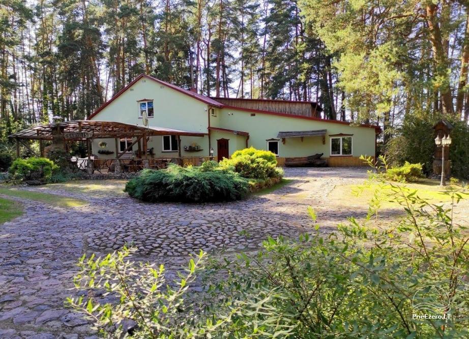 Countryside homestead Šarvilis in Panevezys region - 1