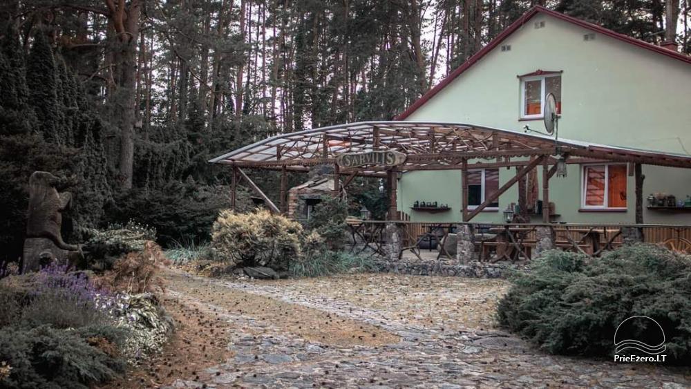 Countryside homestead Šarvilis in Panevezys region - 31