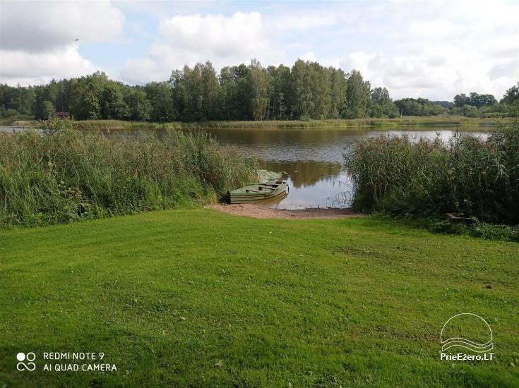 Countryside homestead near the lake Rašis - 41