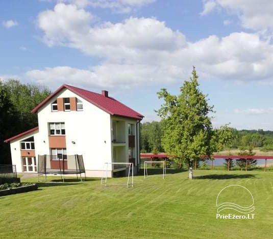 Countryside homestead near the lake Rašis - 44
