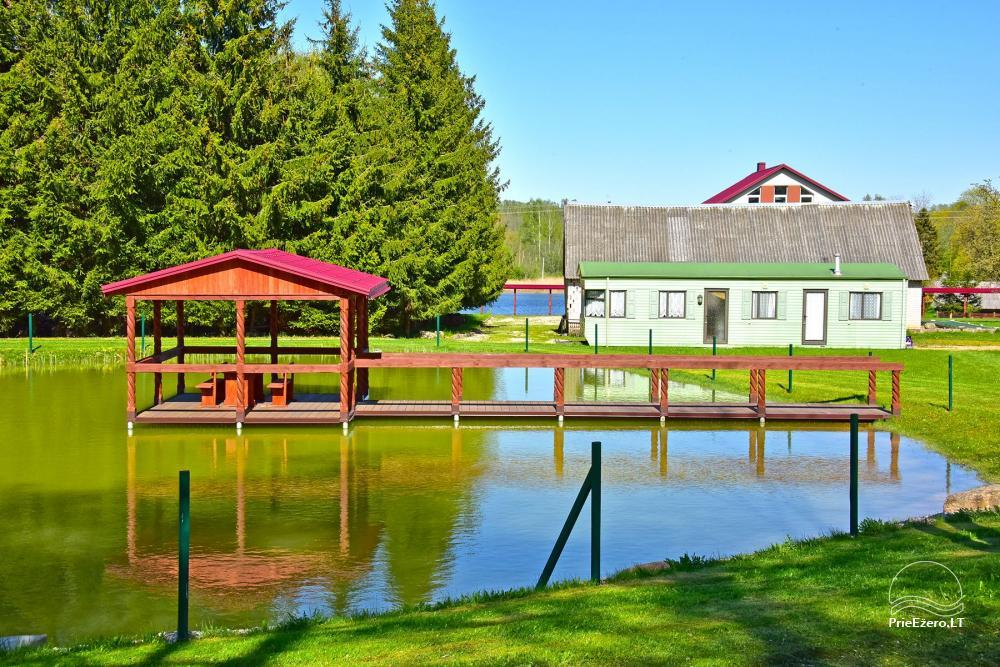 Countryside homestead near the lake Rašis - 21