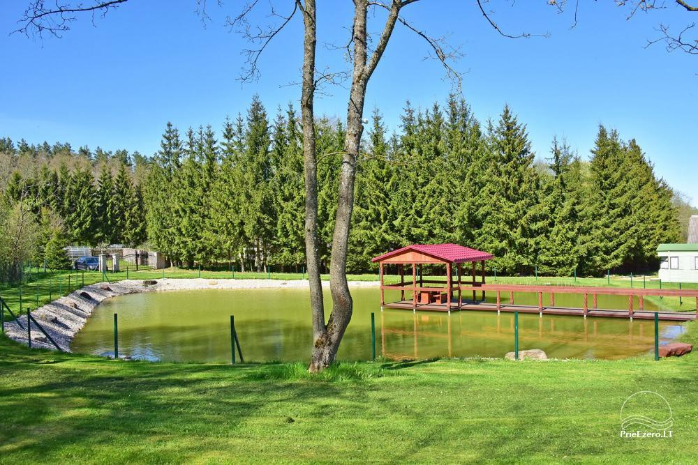 Countryside homestead near the lake Rašis - 3