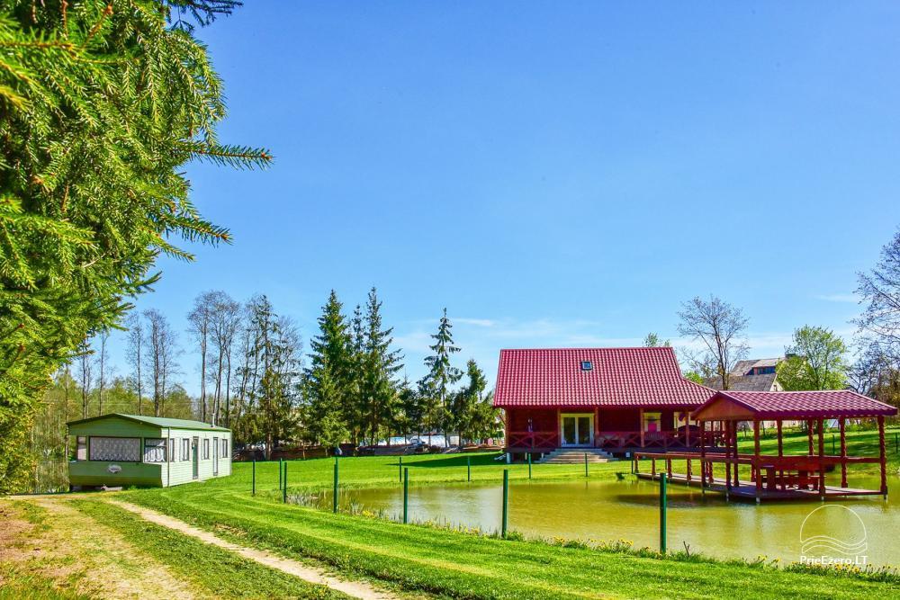Countryside homestead near the lake Rašis - 4