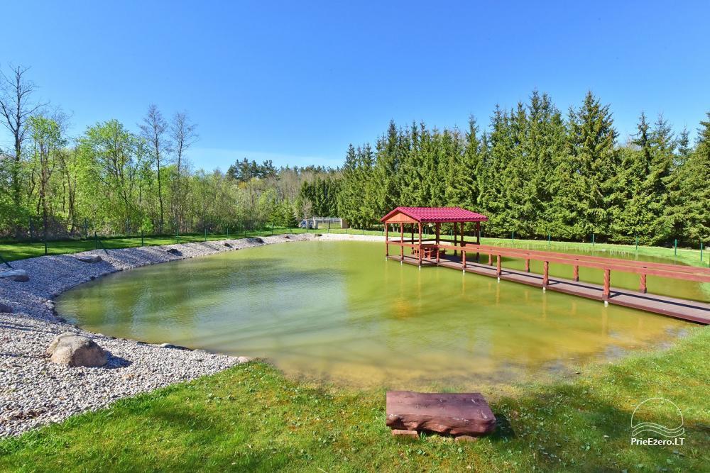 Countryside homestead near the lake Rašis - 18