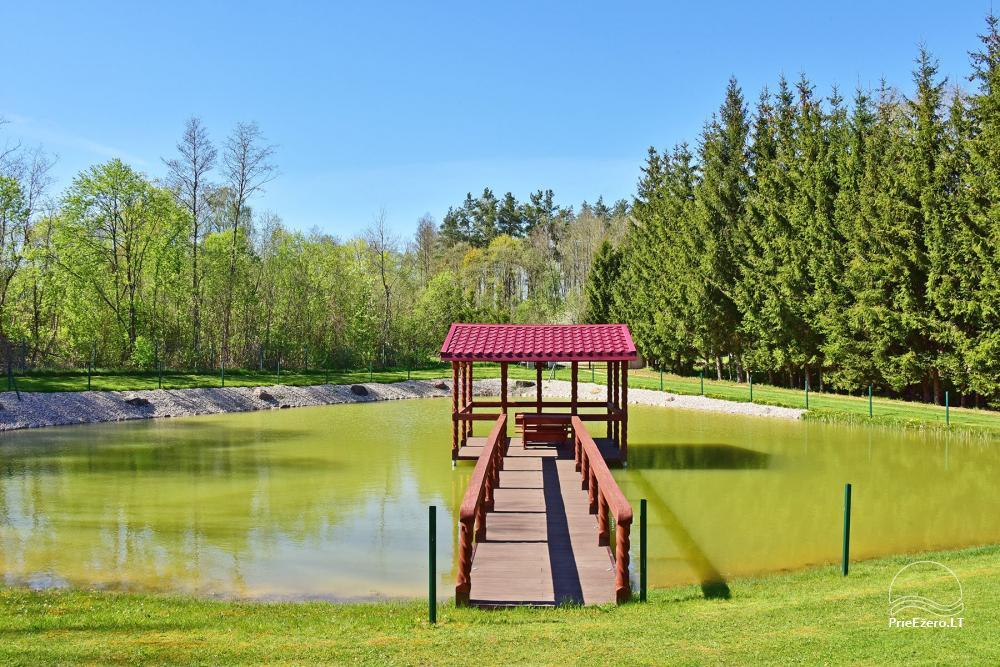 Countryside homestead near the lake Rašis - 19