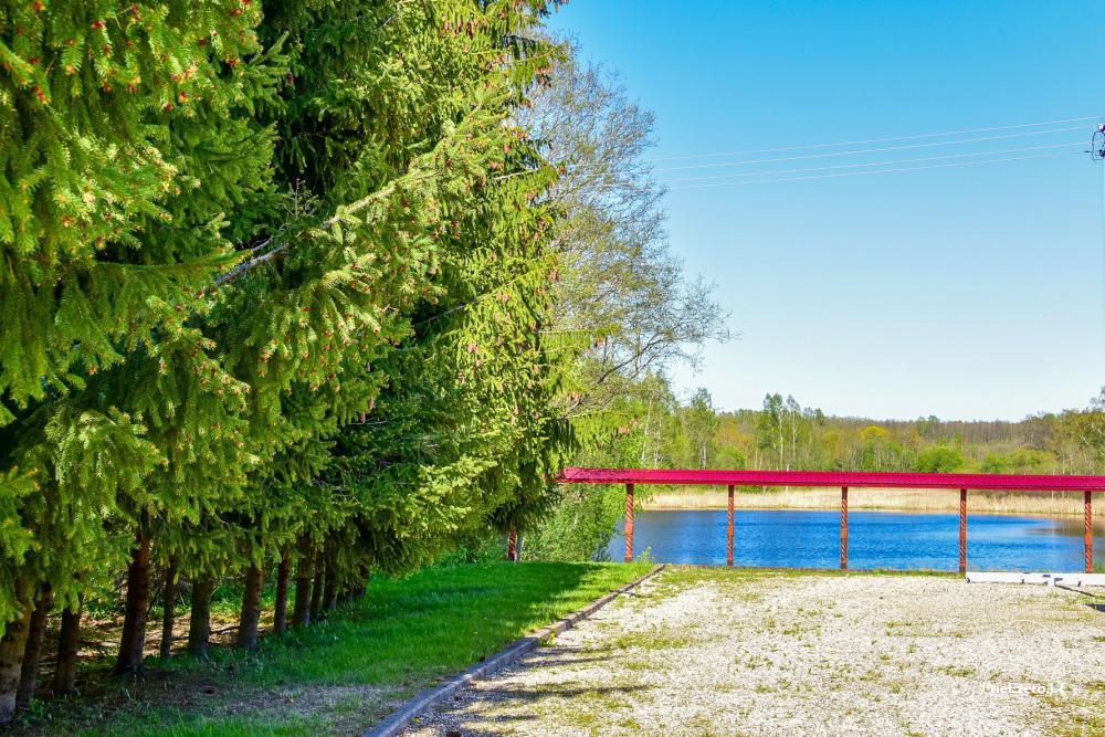 Countryside homestead near the lake Rašis - 36
