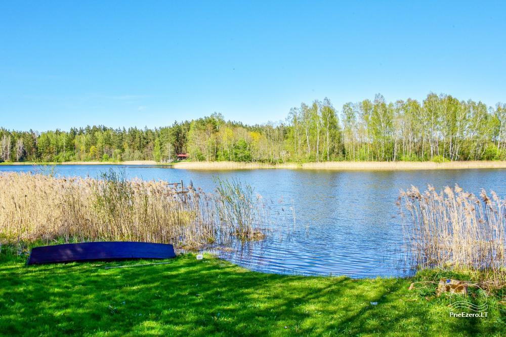 Countryside homestead near the lake Rašis - 40