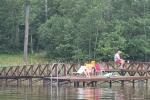 Gospodarstwo z prywatnym brzegiem jeziora