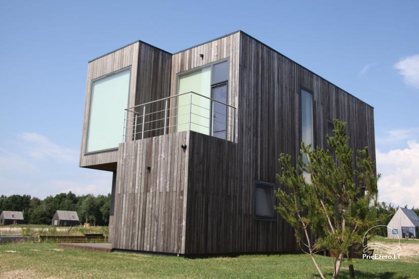 House for rent in Svencele near the Curonian lagoon - 1