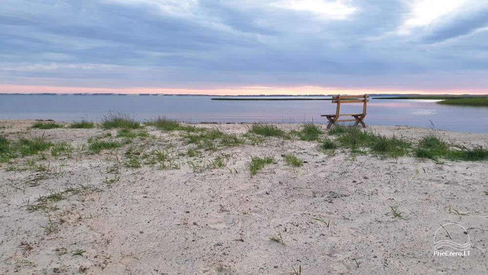 House for rent in Svencele near the Curonian lagoon - 26