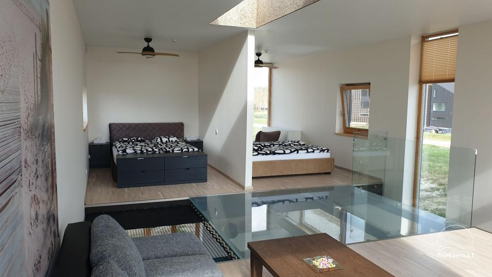 House for rent in Svencele near the Curonian lagoon - 13