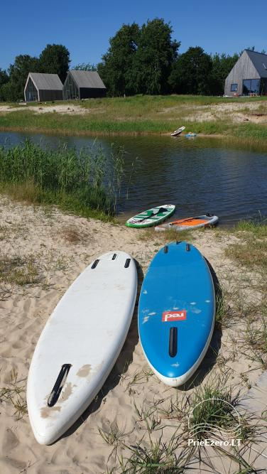 House for rent in Svencele near the Curonian lagoon - 25