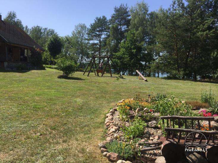 Countryside homestead near the lake Veisiejis Rita - 5