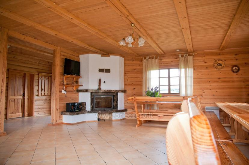 Adam's country house for rent in Vilnius district - 8