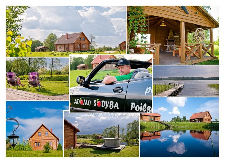 Adam's country house for rent in Vilnius district - 10
