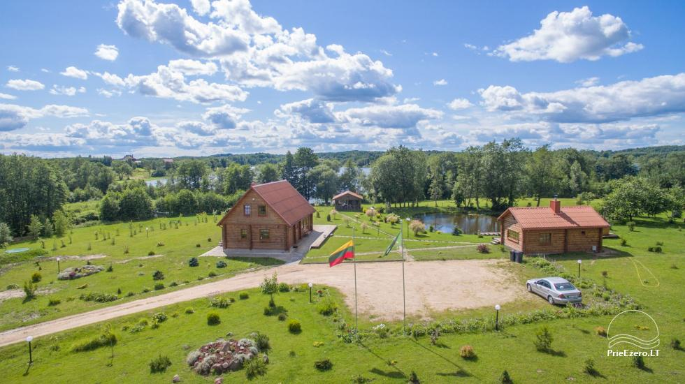 Adam's country house for rent in Vilnius district - 15