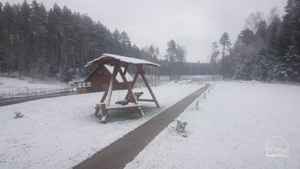 Sauna house near Druskininkai At Marius'  - 24