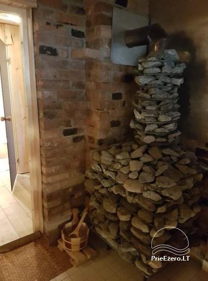 Sauna house near Druskininkai At Marius'  - 19