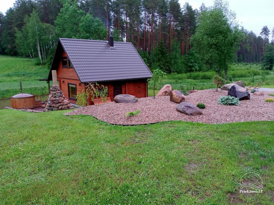 Sauna house near Druskininkai At Marius'  - 1