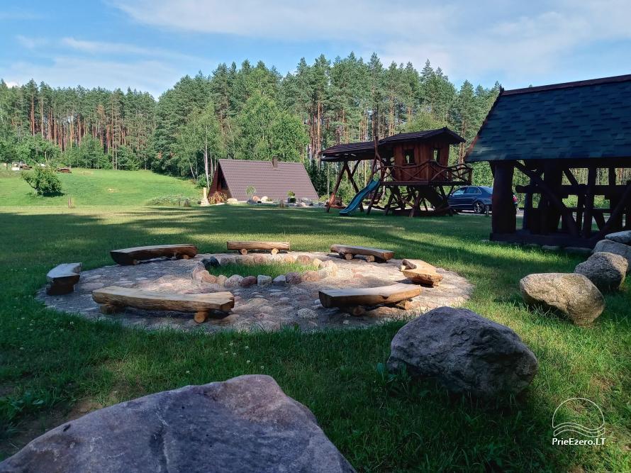 Sauna house near Druskininkai At Marius'  - 15