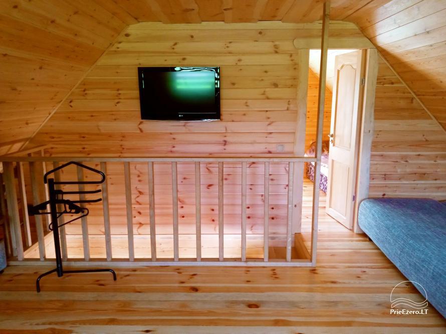 Sauna house near Druskininkai At Marius'  - 8