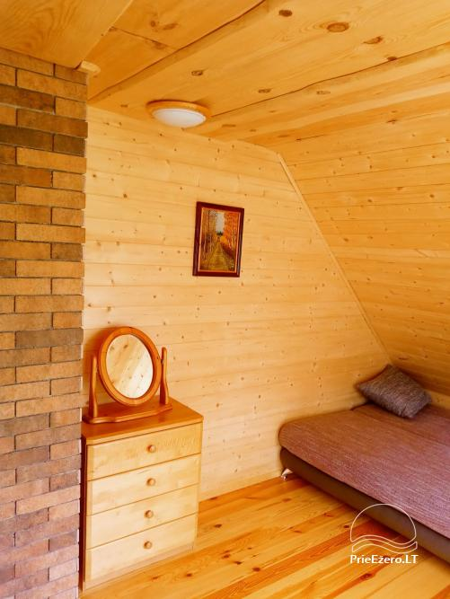 Sauna house near Druskininkai At Marius'  - 7