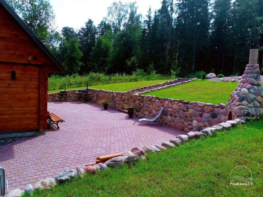 Sauna house near Druskininkai At Marius'  - 20