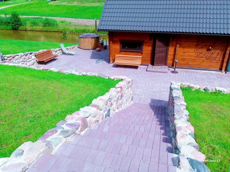 Sauna house near Druskininkai At Marius'  - 5