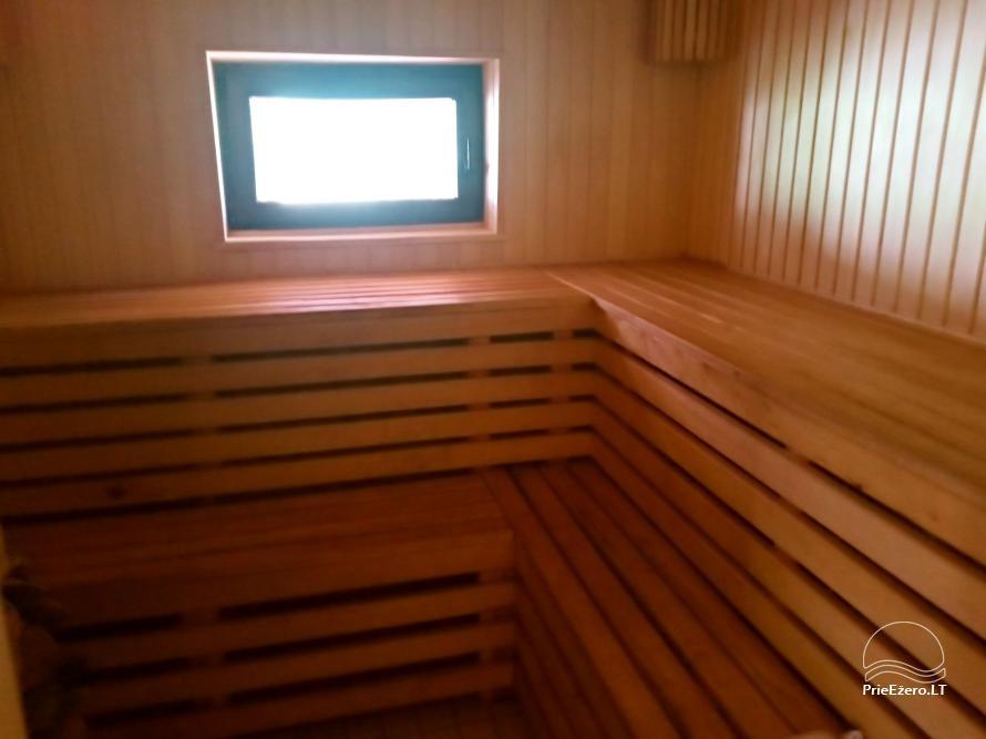Sauna house near Druskininkai At Marius'  - 22