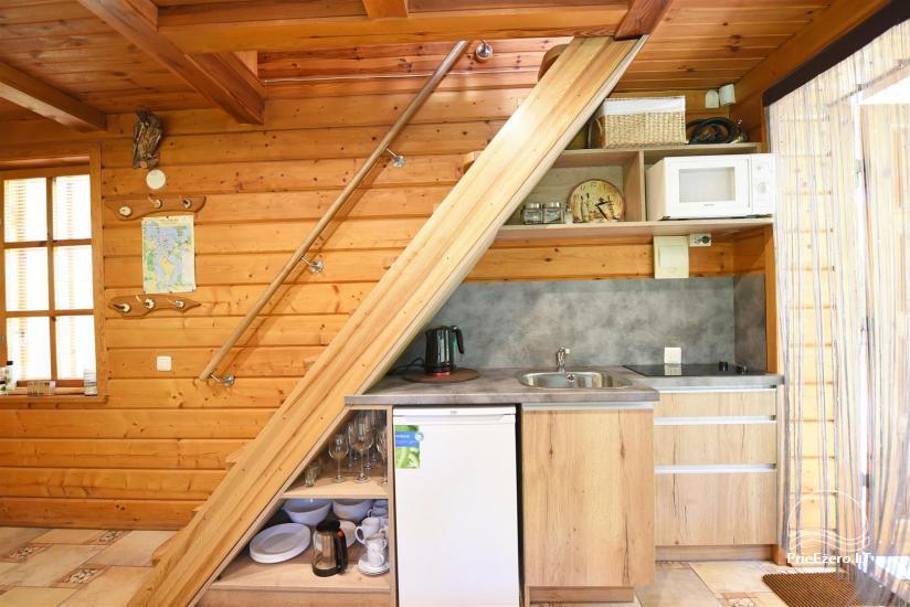 Honey bathhouse in Trakai at the lake Skasitis - 15