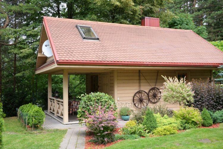 Honey bathhouse in Trakai at the lake Skasitis - 1