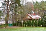 Honey bathhouse in Trakai at the lake Skasitis - 9