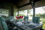 VieniKrante- Homestead for romantic or family rest on the lake shore - 11