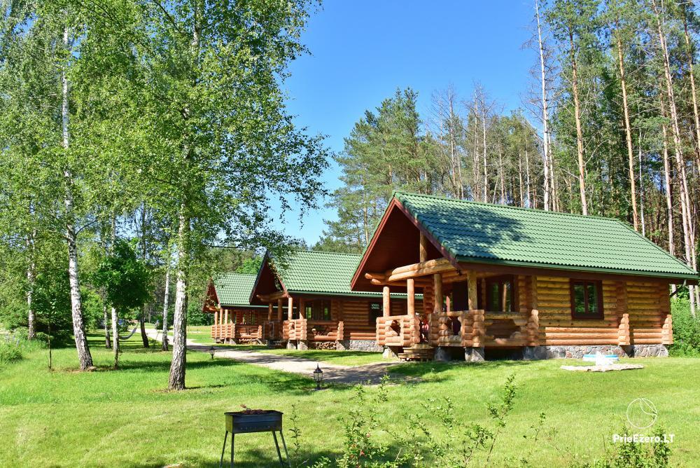 Recreation and wellness homestead Pušų šlamesy. Kernavė - 21